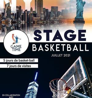 Game Time Activity ASBL - Stage